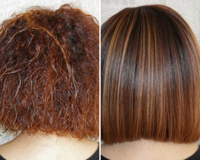 Keragreen Hair Color